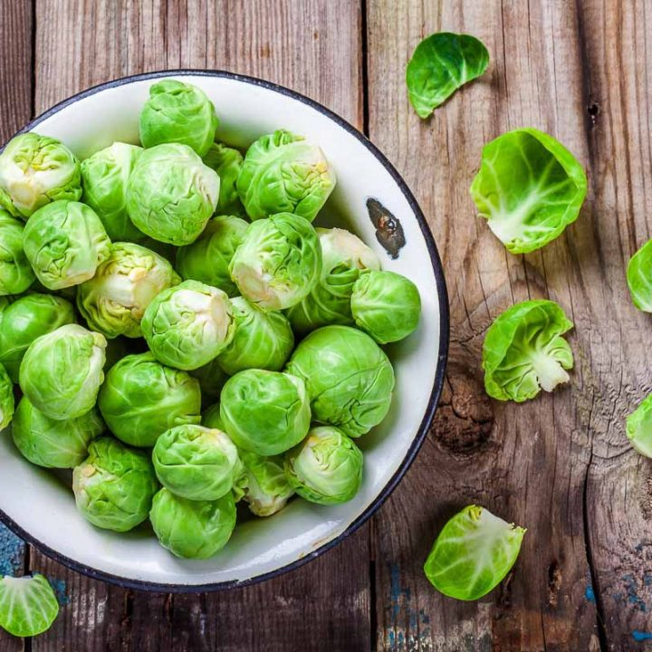 How to Feed Brussels Sprouts to Dogs
